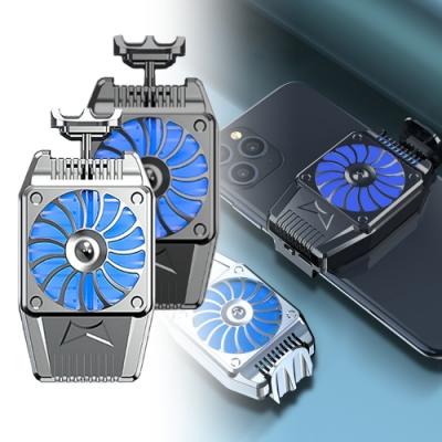 背夾卡扣式充電型手機散熱神器