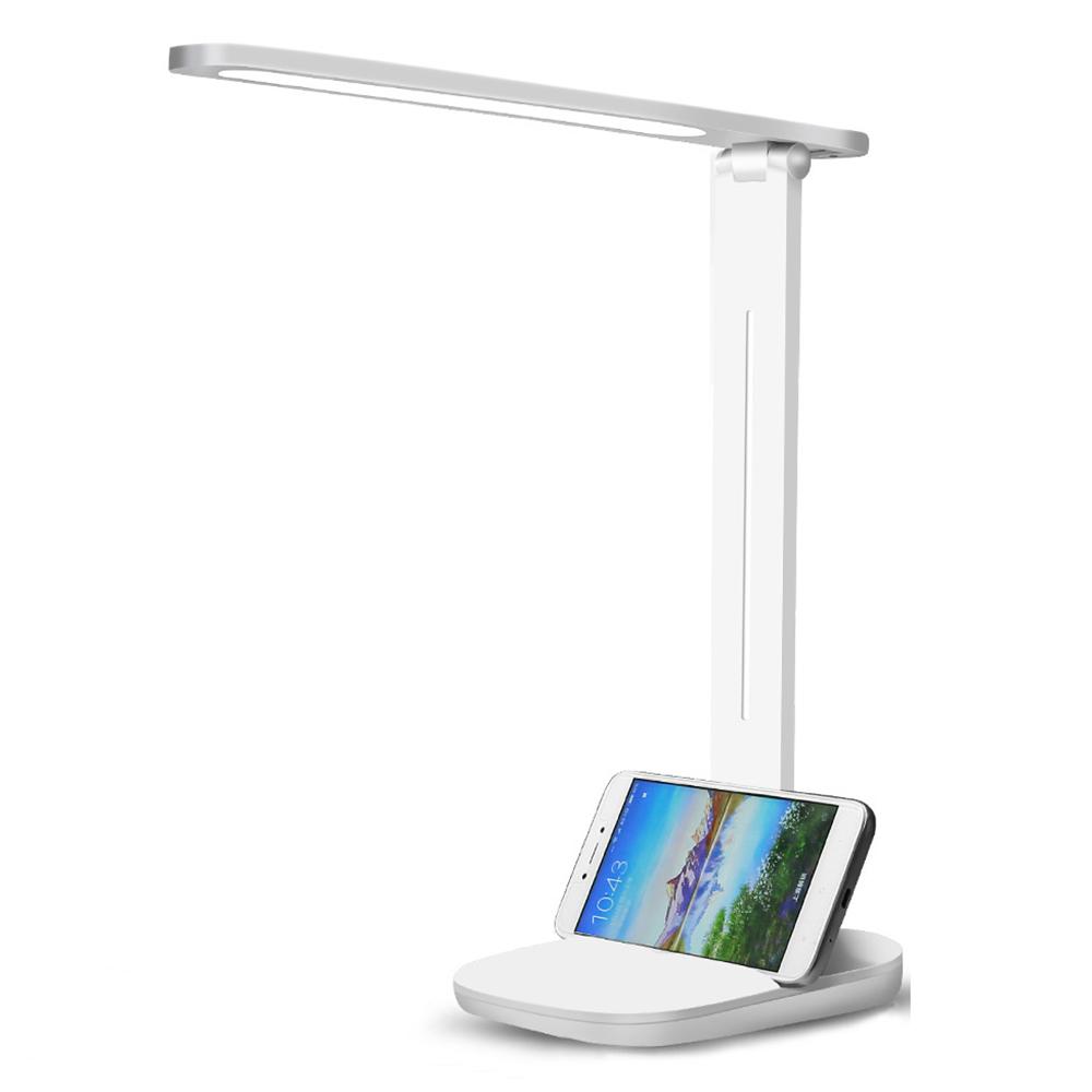 秋道 Q2折疊USB充電式LED桌燈/閱讀檯燈