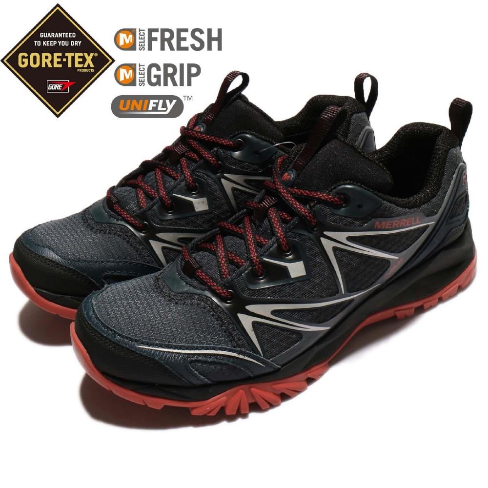Merrell Capra Bolt Gore-Tex 男鞋