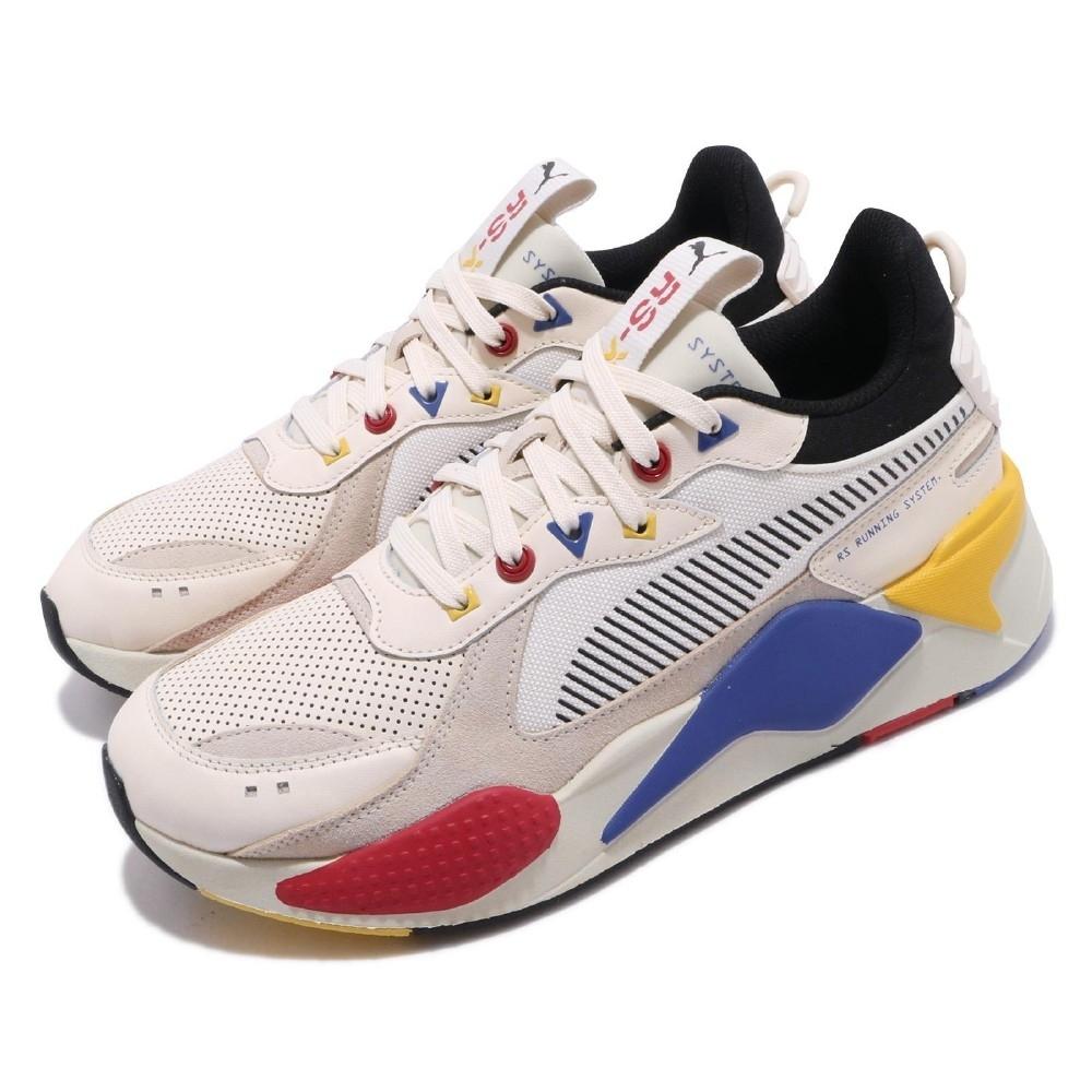 Puma 休閒鞋RS-X Colour Theory 男女鞋