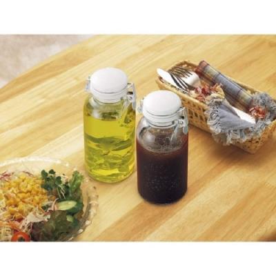 日本 星硝Cellarmate 壓蓋式調味料小瓶S 300ml