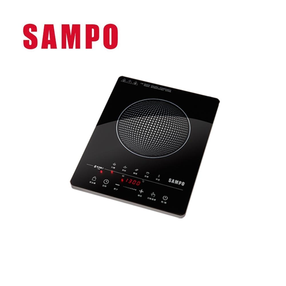 SAMPO 聲寶 微電腦觸控電陶爐 KM-ZA13P-