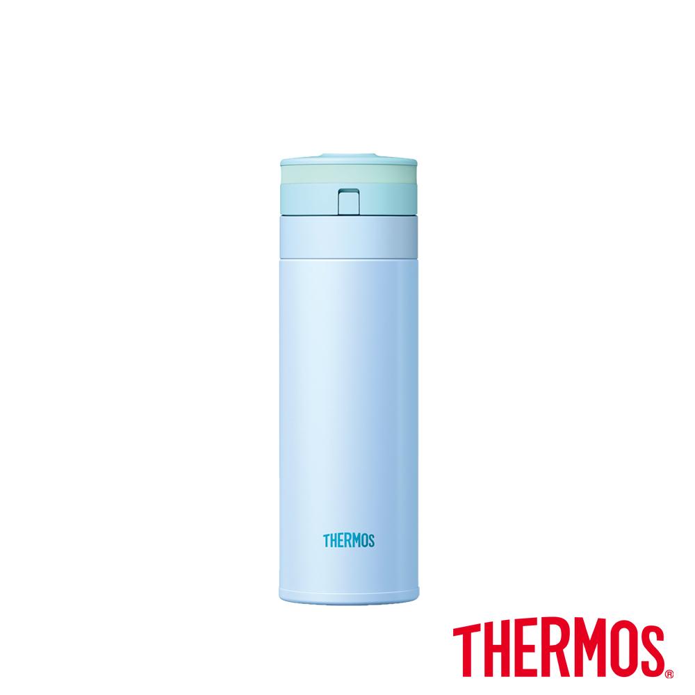 膳魔師 超輕量自動上鎖保溫瓶0.35L(JNS-350)