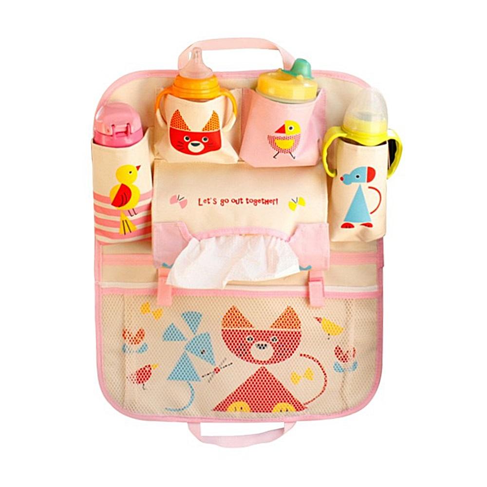 baby童衣 多用途寶寶汽車座椅收納袋 60377