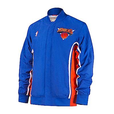 M&N NBA復古熱身外套 尼克隊