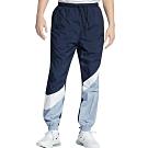 Nike AS M NSW HBR PANT WVN STMT 男長褲 黑藍