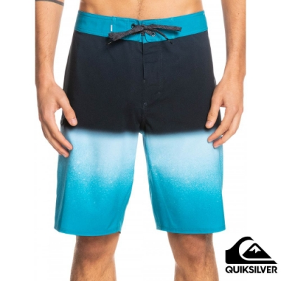 【QUIKSILVER】SURFSILK SLAB 20 衝浪褲 海軍藍