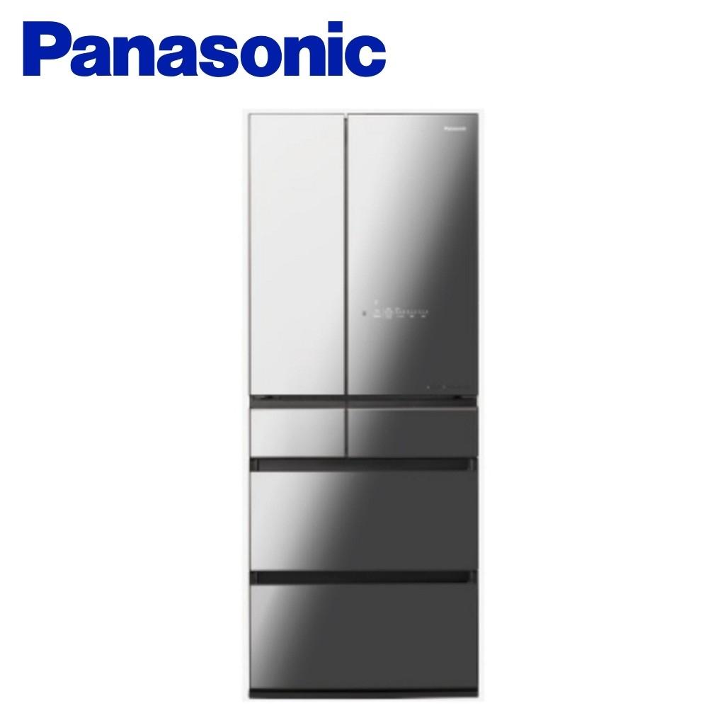 Panasonic國際牌 ECONAVI 日製650L六門一級能變頻電冰箱 NR-F656WX-含基本安裝
