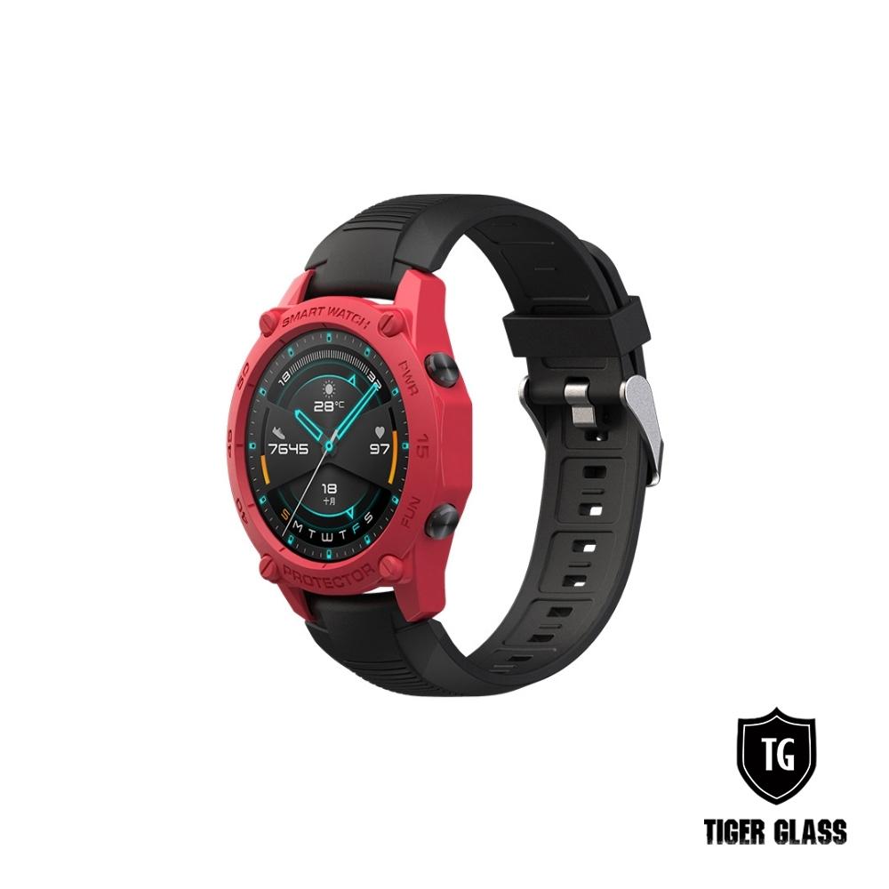 T.G 華為 WATCH GT2 46mm 運動款全包覆保護殼-4色(華為專用保護殼 手錶殼 錶殼) product image 1