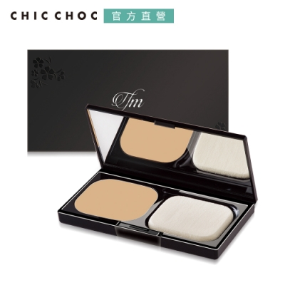 CHIC CHOC櫻的美姬持久粉餅1+1特惠組