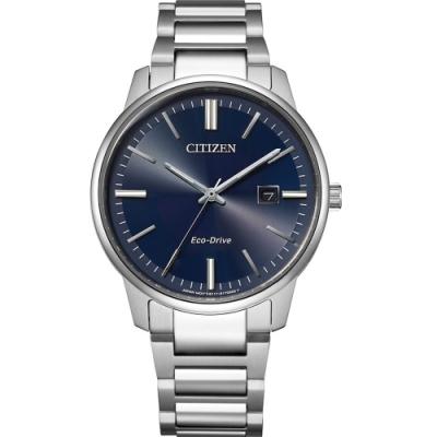 CITIZEN星辰 GENT S 經典簡約紳士腕錶(BM7521-85L)-39mm