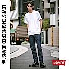 Levis 男款 上寬下窄 512低腰修身牛仔褲 LEJ 3D褲 海報款