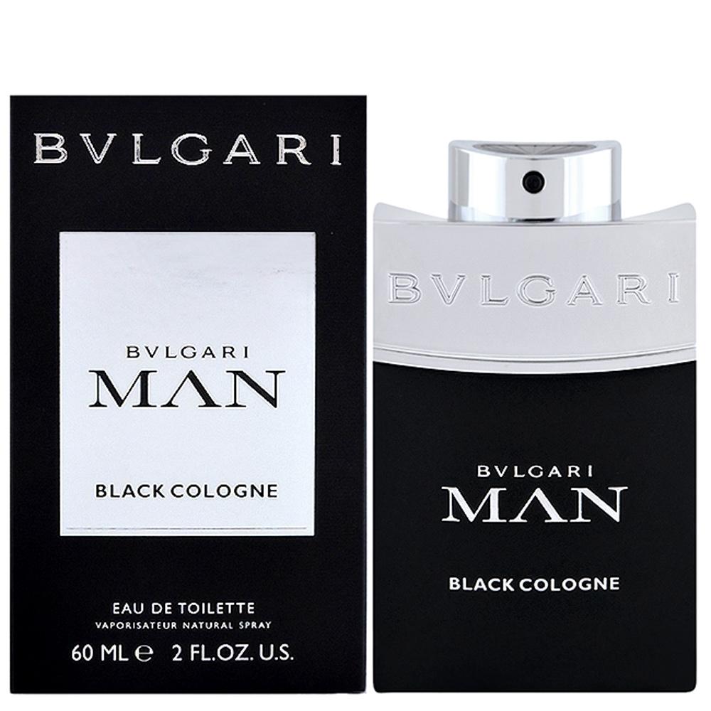 BVLGARI 寶格麗 MAN BLACK COLOGNE 噴霧式男性淡香水-60ml