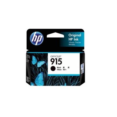 HP 915 黑色原廠墨水匣(3YM18AA)