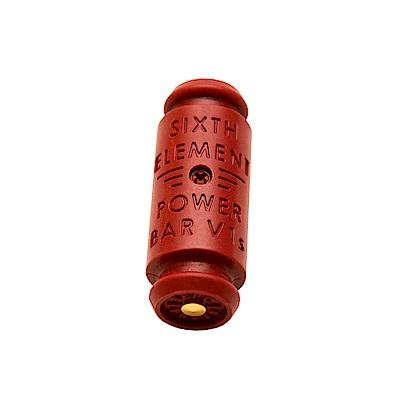 第六元素 V1s電集棒 紅色超級版