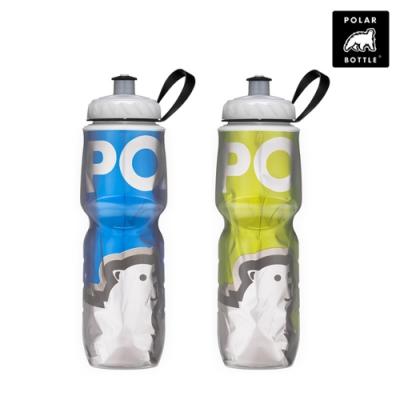 Polar Bottle 24oz保冷水壺 大熊系列