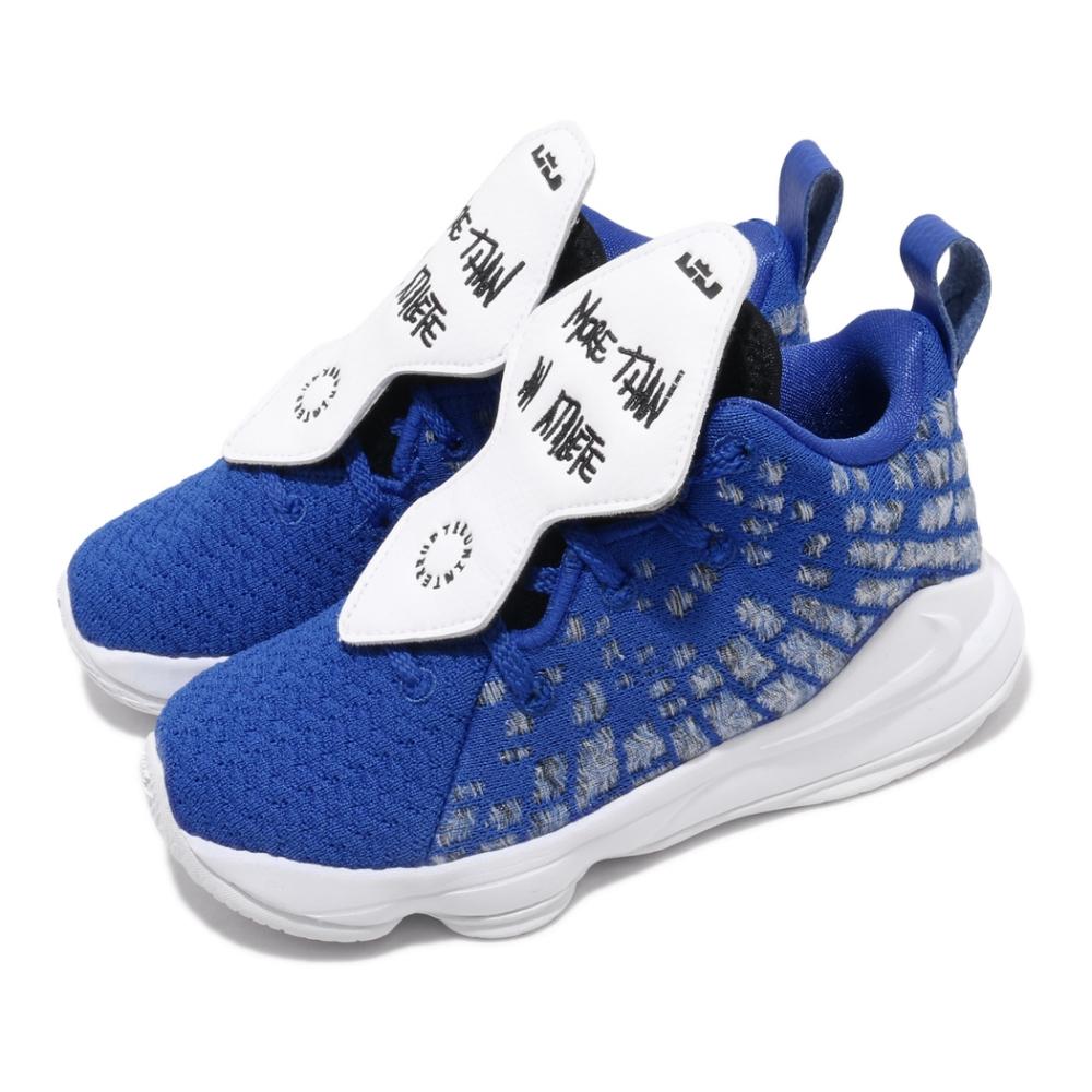 Nike 籃球鞋 LeBron XVII MTAA 童鞋
