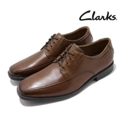 Clarks 皮鞋 Tilden Walk 西裝 男鞋