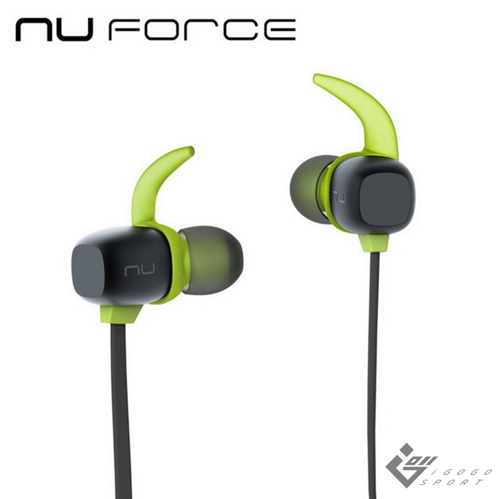 NuForce BE Sport4 運動藍牙耳機