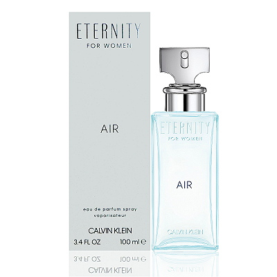 Calvin Klein Eternity Air 永恆純淨女性淡香精100ml Test