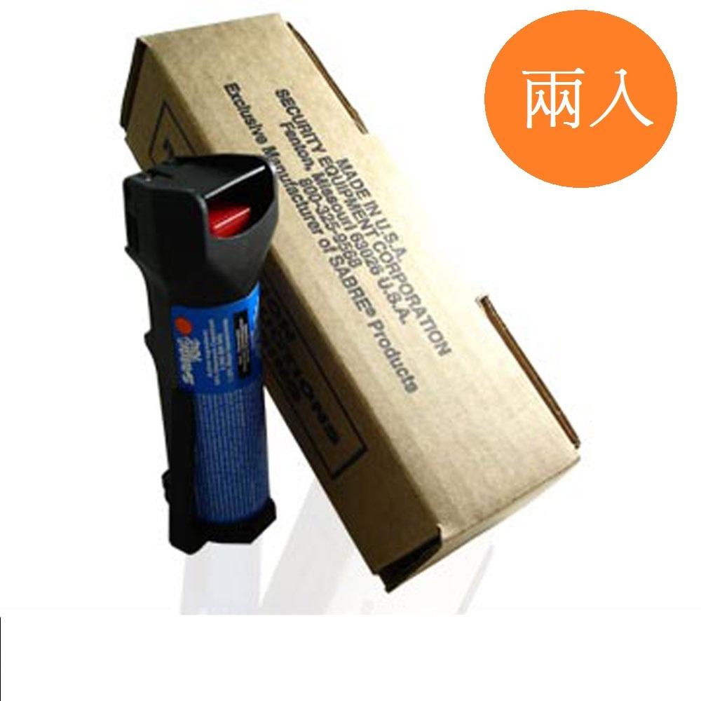 警用水柱型-兩入組-SABRE沙豹防身噴霧器