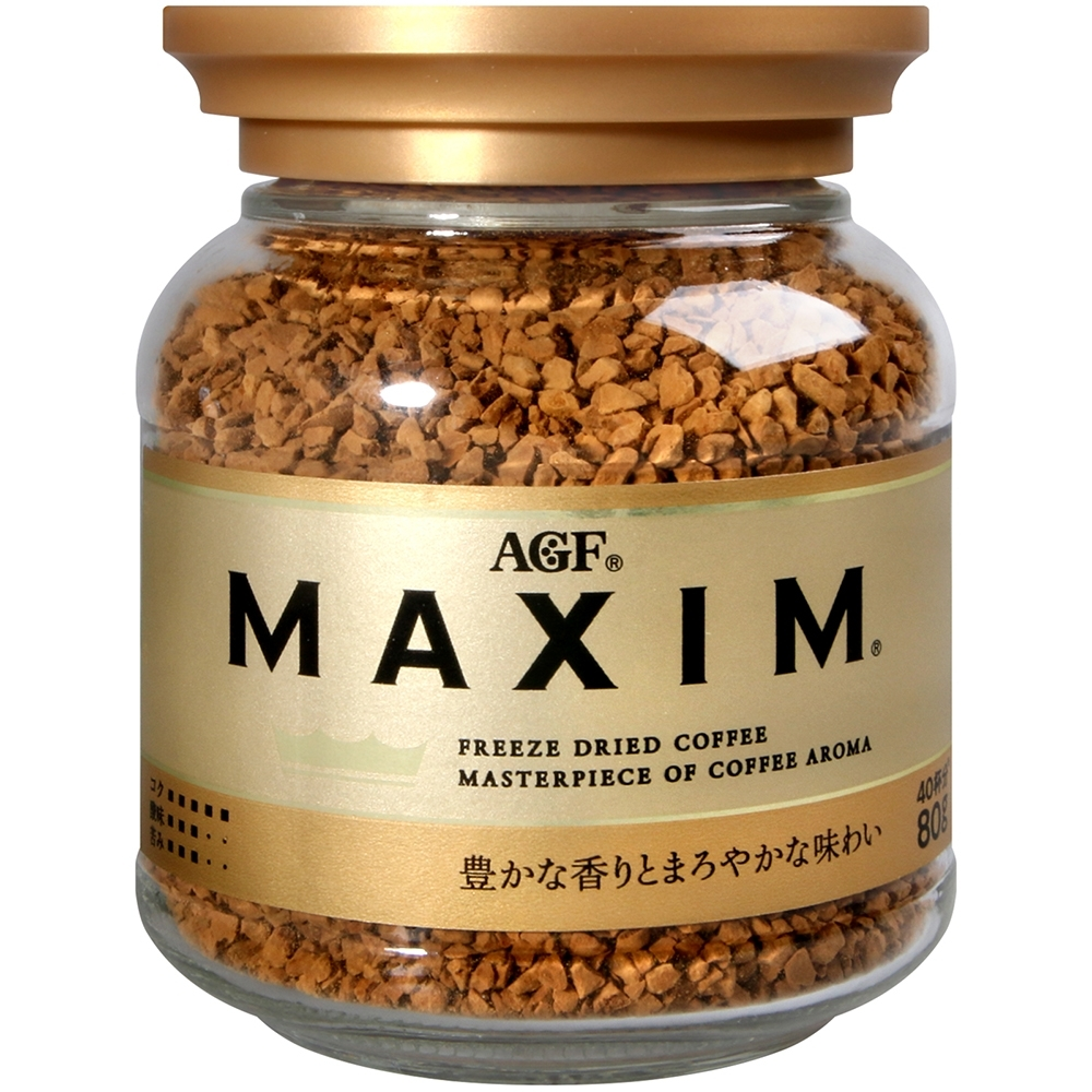 AGF 箴言金咖啡(80g) product image 1