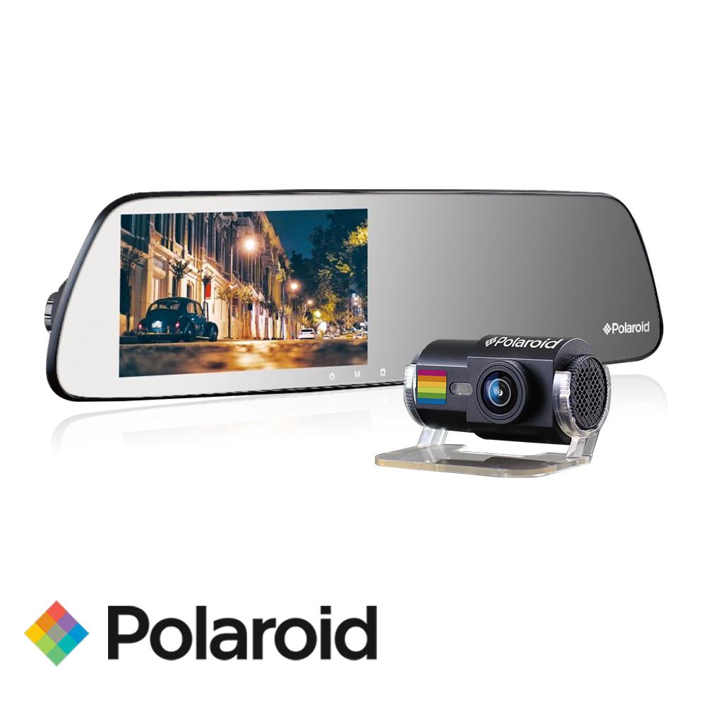 Polaroid 寶麗萊 DS502GS  SONY 1080P雙鏡頭行車紀錄器-快