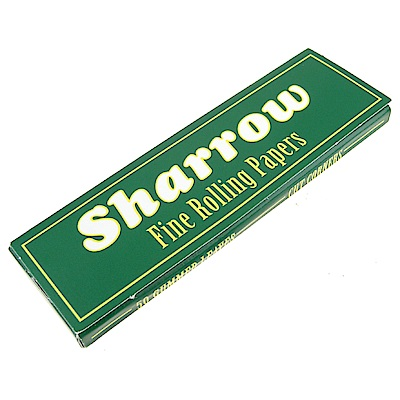 Sharrow-GREEN-英國進口捲煙紙*10包