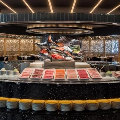 台北晶華酒店-栢麗廳平日自助午餐吃到飽(加價$200可使用晚餐)(2張組)