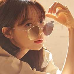 MOLSION太陽眼鏡 Angelababy代言/金-淡水銀#MS8021 B61