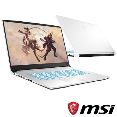 MSI微星 Sword 17 A11UC-043TW 17.3吋電競筆電(i7-11800H/8G/RTX3050-4G/512G SSD/Win10/FHD/144Hz)