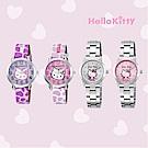 [時時樂限定]HELLO KITTY 凱蒂貓俏麗手錶-六款任選