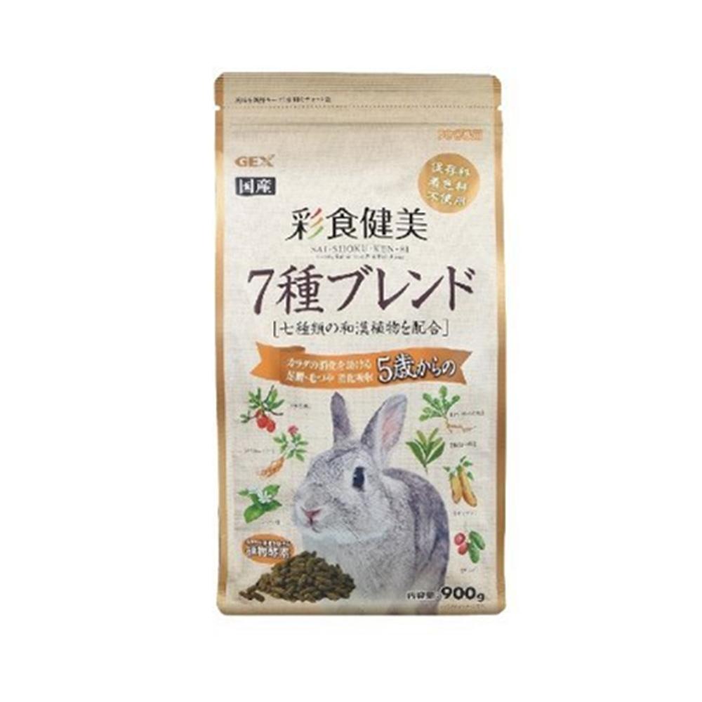 GEX《彩食健美》五歲以上老兔配方 900G