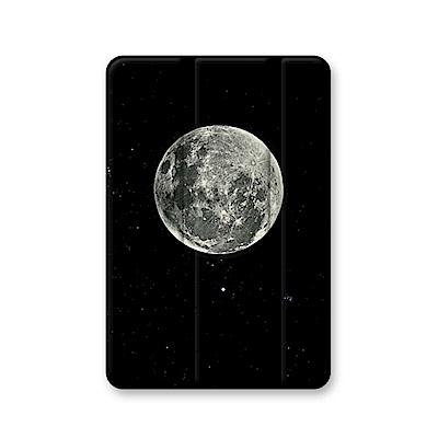 漁夫原創- iPad保護殼 9.7吋 2017/2018 -月球
