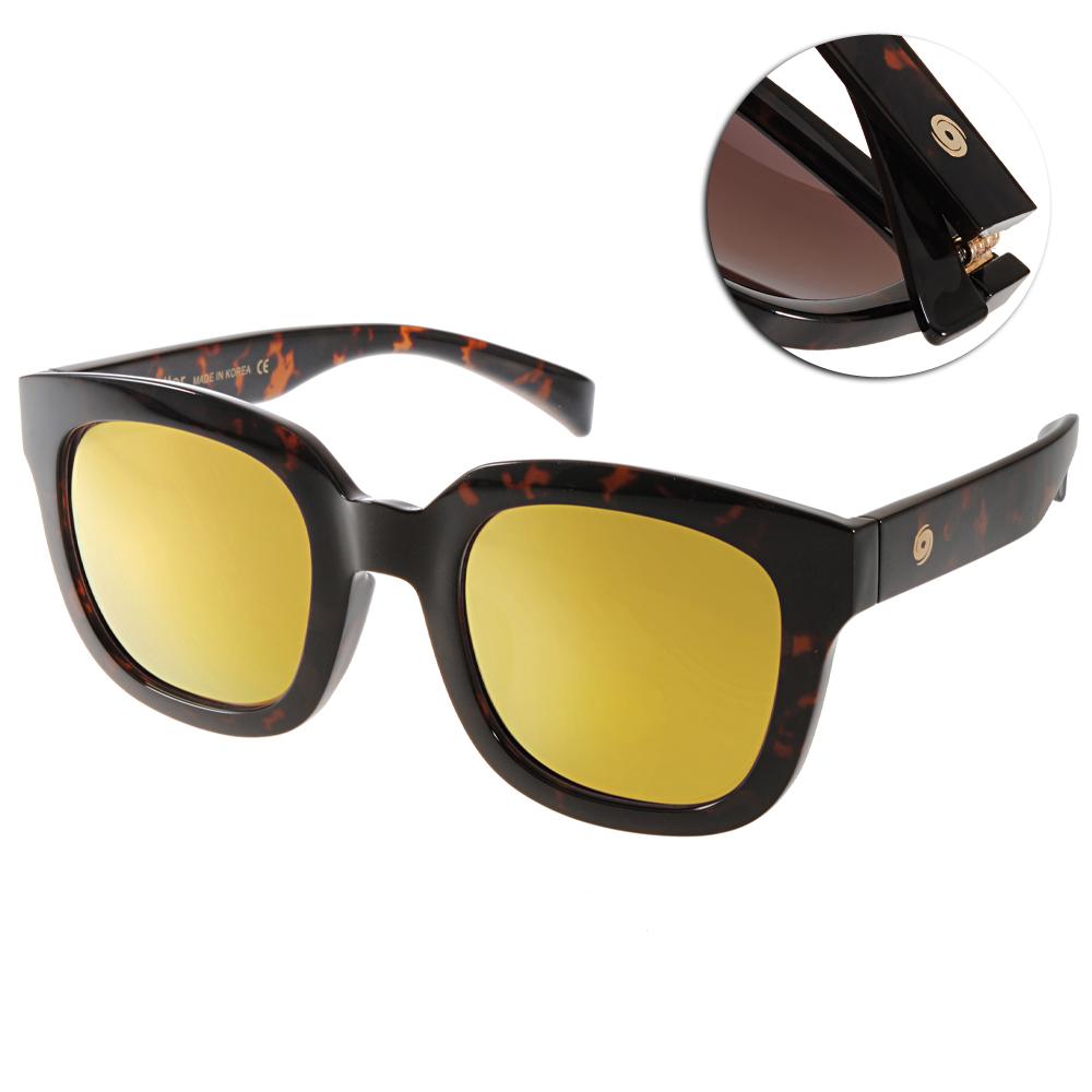 Go-Getter太陽眼鏡 個性方框/琥珀-黃水銀#GS4009 06