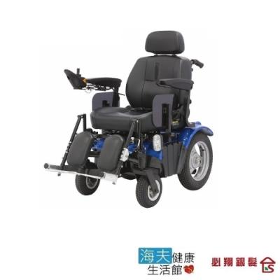 海夫健康生活館  必翔 電動輪椅 翔龍/室外機動型 888WND2