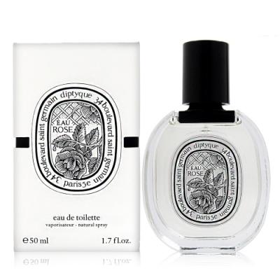 diptyque 玫瑰之水淡香水 50ml
