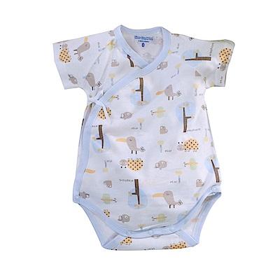 薄款純棉短袖連身衣 a70227 魔法Baby