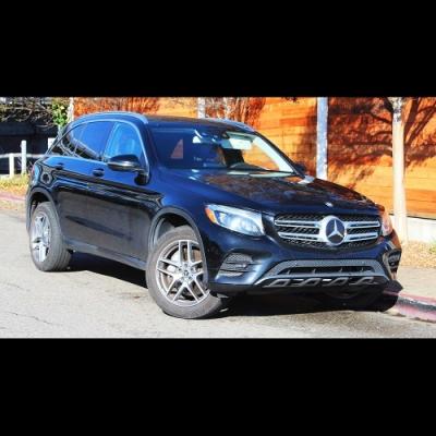 美國原廠認 2017  Mercedes-Benz GLC300