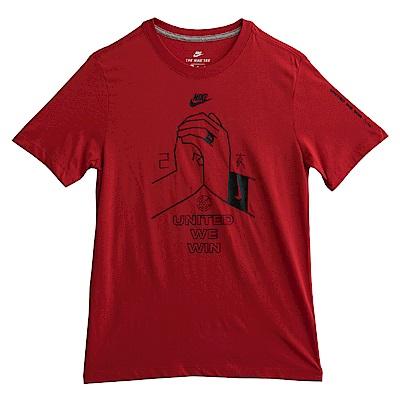 Nike 耐吉 AS CNY NSW-短袖上衣-男