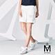 MYVEGA麥雪爾 MA高含棉單邊刺繡蕾絲短褲-白 product thumbnail 2