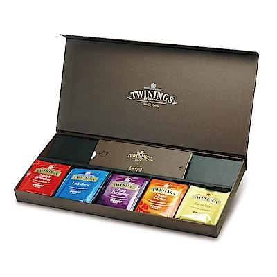 唐寧茶 Twinings 藝術家禮盒-經典紅茶系列(20茶包)