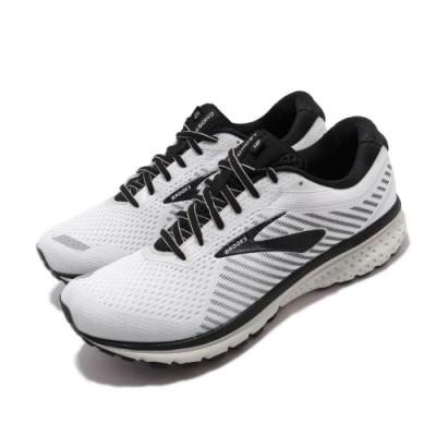 Brooks 慢跑鞋 Ghost 12 2E 寬楦 男鞋