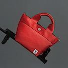 PORTER - 繽紛好感PARROT輕巧兩用手提包 - 紅