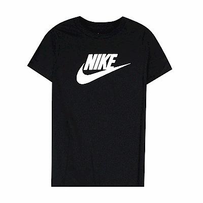 Nike 女 ICON FUTUR 圓領T(短)