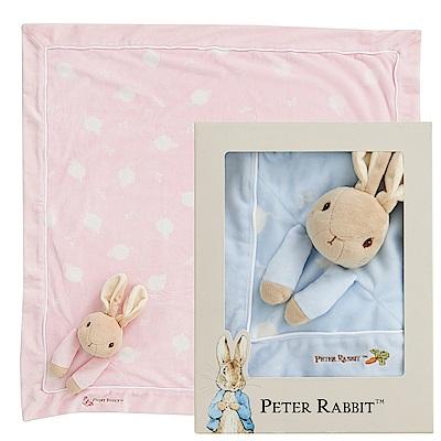 奇哥 比得兔安撫推車蓋毯禮盒(2色選擇)