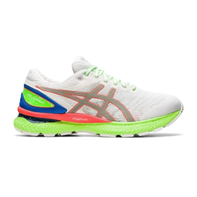 ASICS GEL-NIMBUS 22 LITE-SHOW 跑鞋 男 1011A890-100