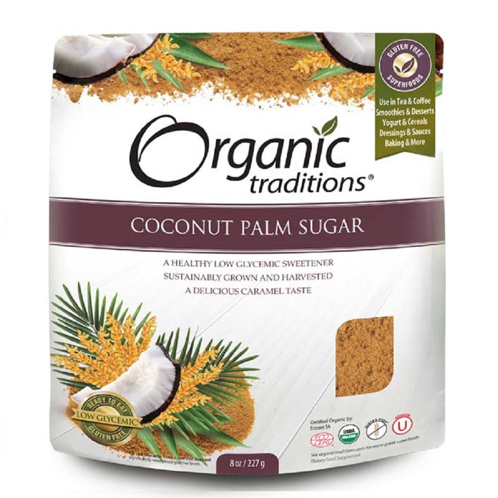 Organic Traditions 有機椰棕糖227g