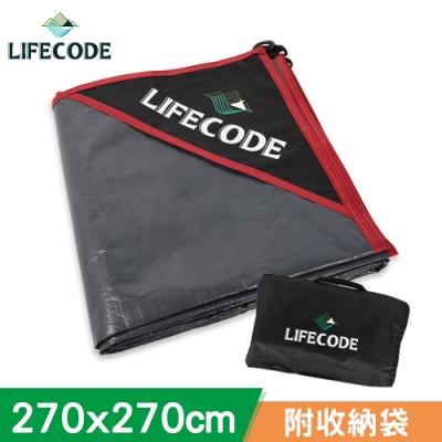 LIFECODE-加厚防水PE地墊(地席)270x270cm