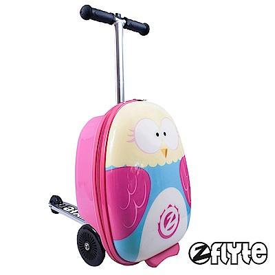 ZINC FLYTE - 18吋多功能滑板車行李箱 - 奧莉維亞貓頭鷹